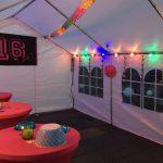 Sweet Sixteen dankzij Partytentverhuur Eindhoven