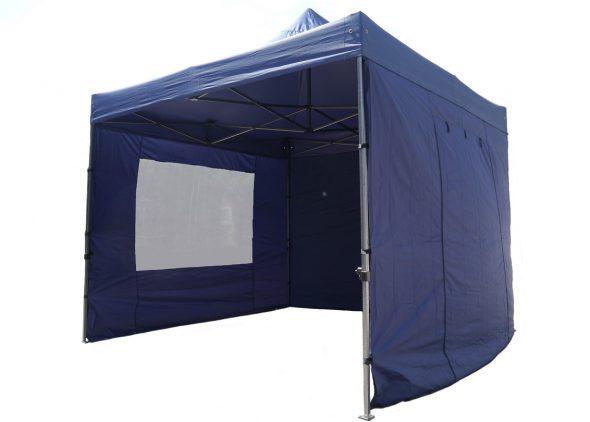 Huur een blauwe easy up tent in de omgeving van Leiden