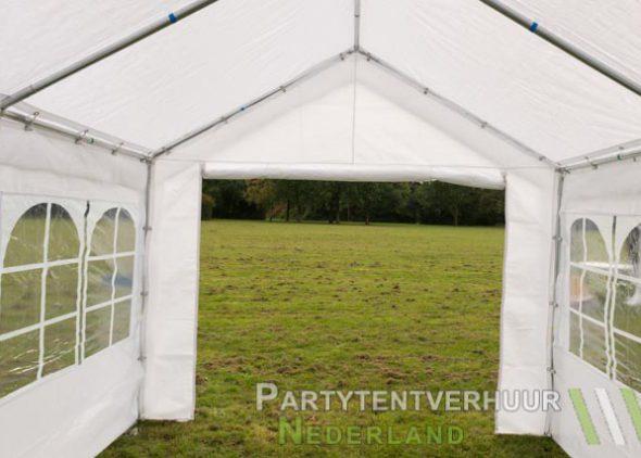 Partytent 3x3 meter binnenkant huren - Partytentverhuur Leiden