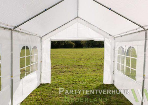 Partytent 3x4 meter binnenkant huren - Partytentverhuur Leiden