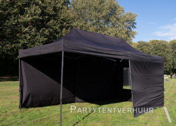 Easy up tent 3x6 meter binnenkant huren - Partytentverhuur Leiden