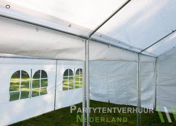 Partytent 6x6 meter aan elkaar huren - Partytentverhuur Leiden