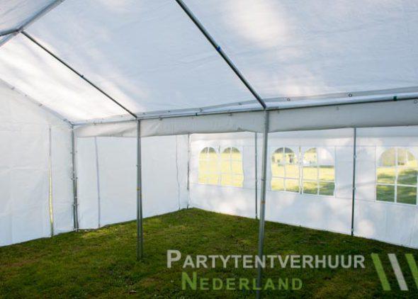 Partytent 6x6 meter binnenkant huren - Partytentverhuur Leiden