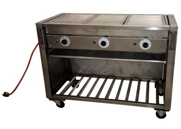 Grote barbecue huren Leiden