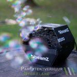 Bellenblaasmachine huren in Leiden