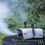 Huur een rookmachine in Leiden